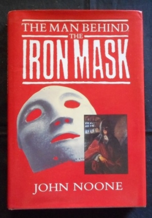 man behind the iron mask