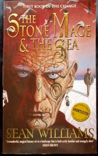 The Stone Mage And The Sea By Sean Williams Cosmic Cauldron Books
