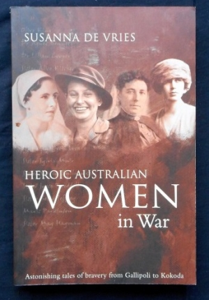 herioc australian women in war