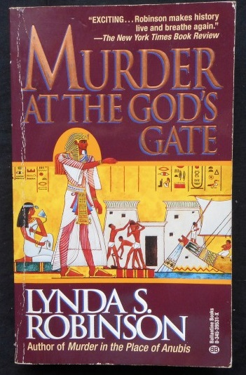 Murder at the god's gate
