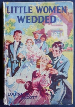 Little Women Wedded