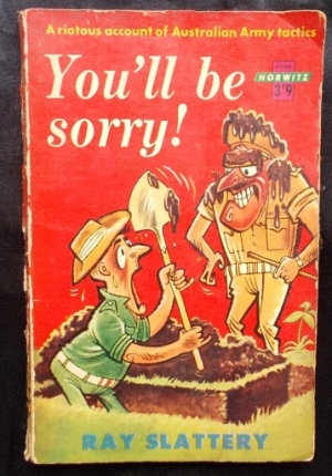 You'll Be Sorry!