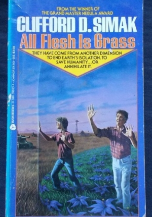 All Flesh Is Grass Clifford D Simak