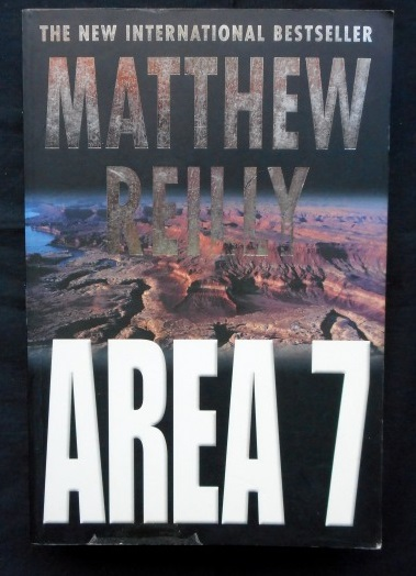 Area 7 Matthew Reilly
