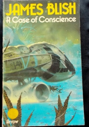 Case Of Conscience James Bllish