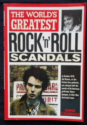 rock n roll scandals