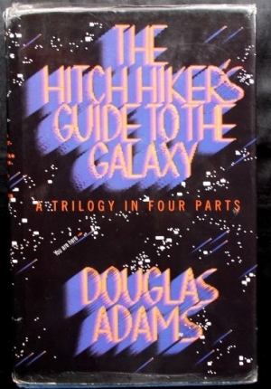Hitchhikers Omnibus