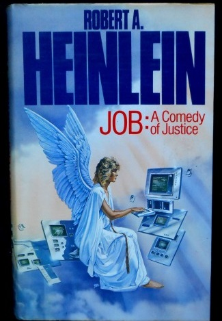 Job Comedy Of Justice Heinlein