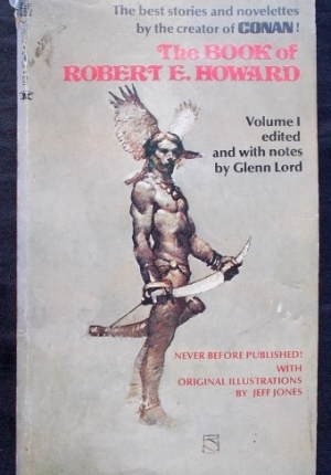 book of robert e howard