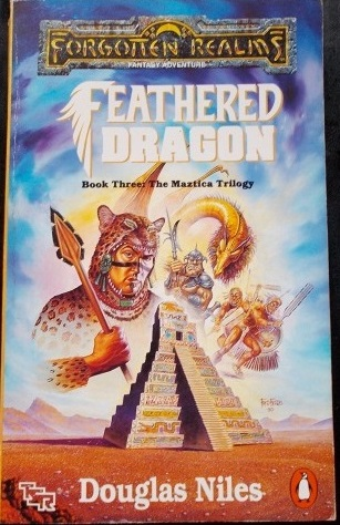 Forgotten Realms - Feathered Dragon: Douglas Niles | Cosmic Cauldron Books
