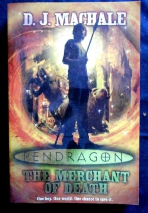 Pendragon Merchant Of Death
