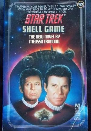 Star Trek Shell Game Melissa Crandall