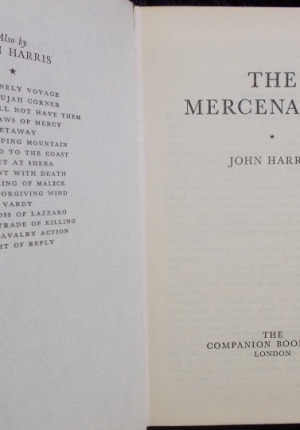 The Mercenaries Frontispiece