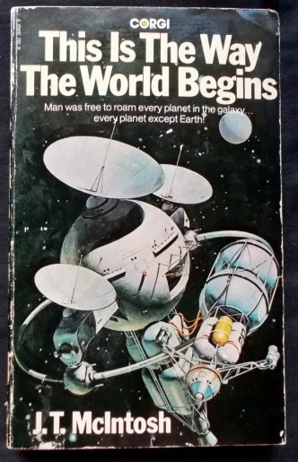 This Is The Way The World Begins Jt Mcintosh