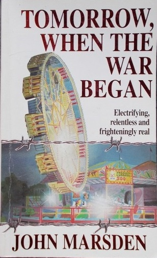 tomorrow when the war began john marsden John marsden (born 27 september 1950) is an australian writer, teacher and school principal  in 1993 marsden published tomorrow, when the war began the first book in the tomorrow series and his most acclaimed and best-selling work to date.