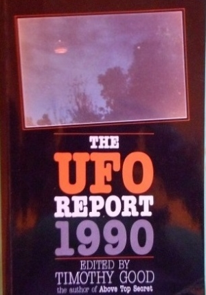 Ufo Report 1990 Timothy Good
