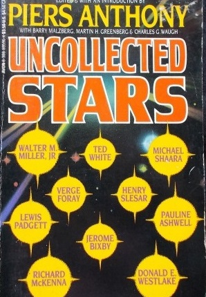 Uncollected Stars Piers Anthony