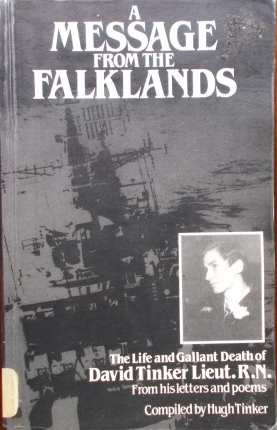 message from the falklands