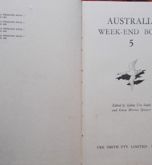 australian weekend book no. 5