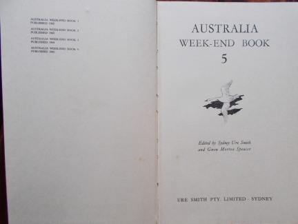 australian weekend book no. 5