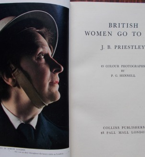 british women go to war