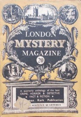 London mystery magazine