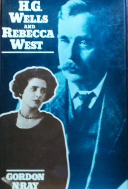 h g wells and rebecca west
