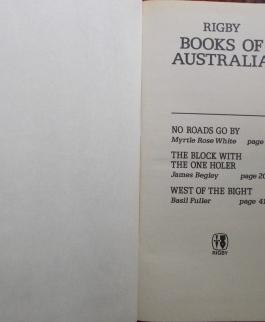 books of australia