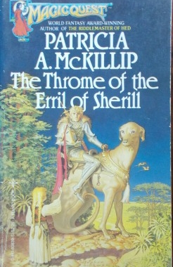 throme of the erril of sherill