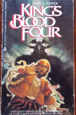 kings blood four