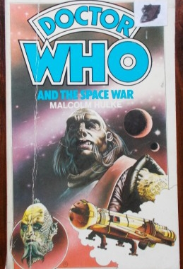dr who and the space war