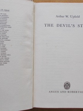 devils steps