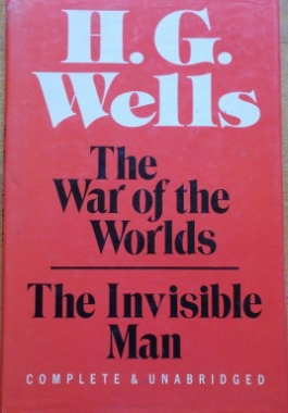 war of the worlds/invisible man