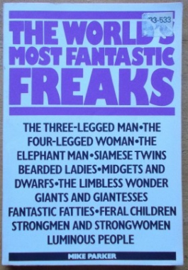 world's most fantastic freaks