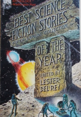 best sci fi stories of the year 5th annual collection