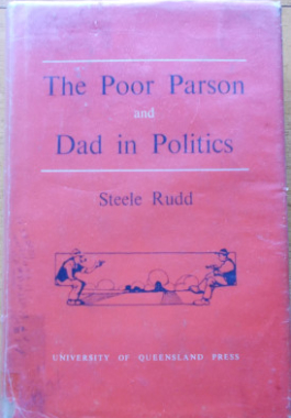 poor parson/dad in politics