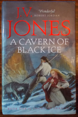 A Cavern Of Black Ice