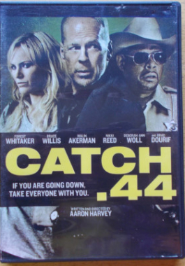 DVD Catch .44