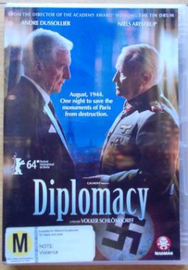 DVD Diplomacy