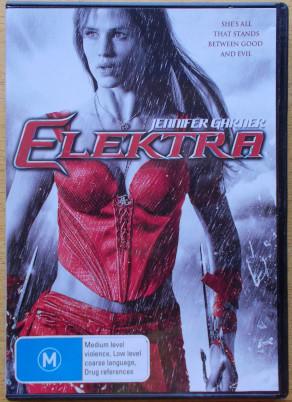 DVD Elektra