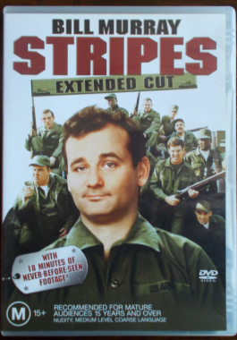 DVD Stripes