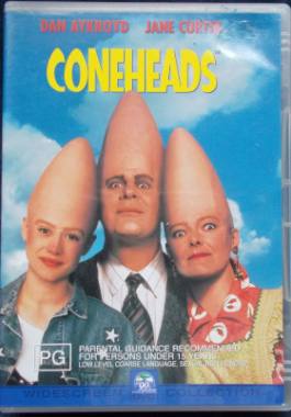 DVD Coneheads