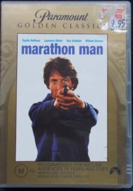 DVD Marathon Man