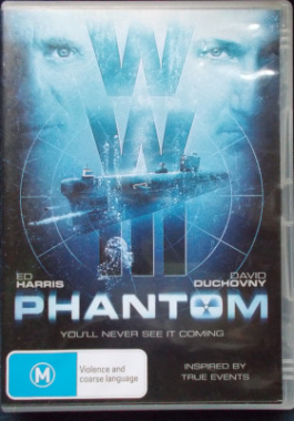 DVD Phantom