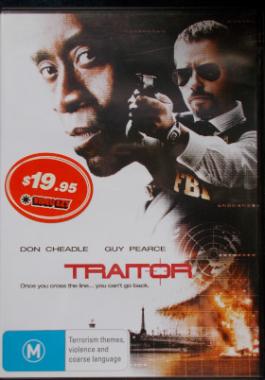 DVD Traitor