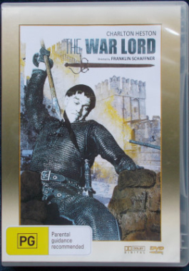 DVD War Lord