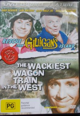 DVD Gilligans Island