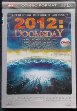 DVD 2012 Doomsday