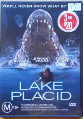 DVD Lake Placid