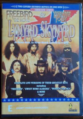 DVD Lynyrd Skynyrd